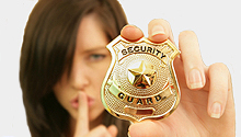how to get security guard license