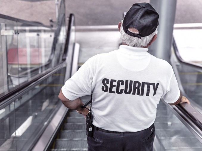 security guard job